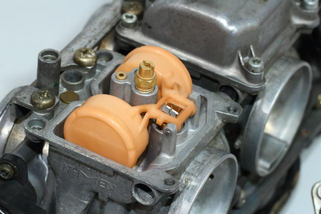 How to… clean your carburettors