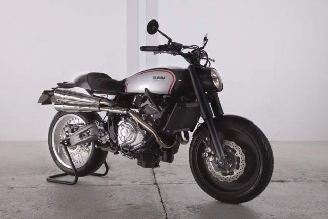 Yamaha XSR700 Yard Built winners