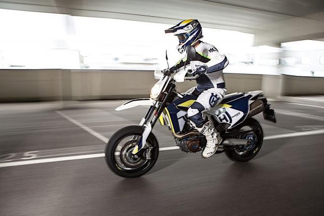 Best Value Electric Bike >> Husqvarna 701 Supermoto (2019) review | Visordown