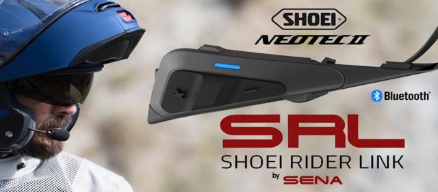 Sena Shoei Rider Link