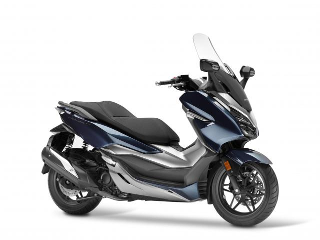 New Forza 300 scoot with traction control