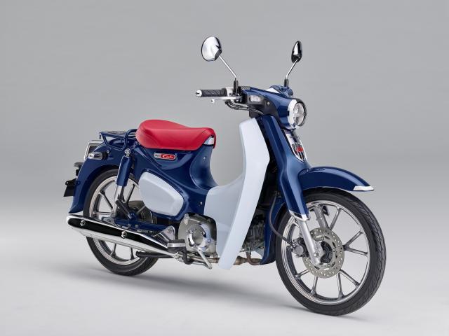 Honda unveils new fuel-shy Super Cub C125