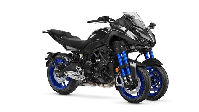 Yamaha confirms more leaning three-wheelers
