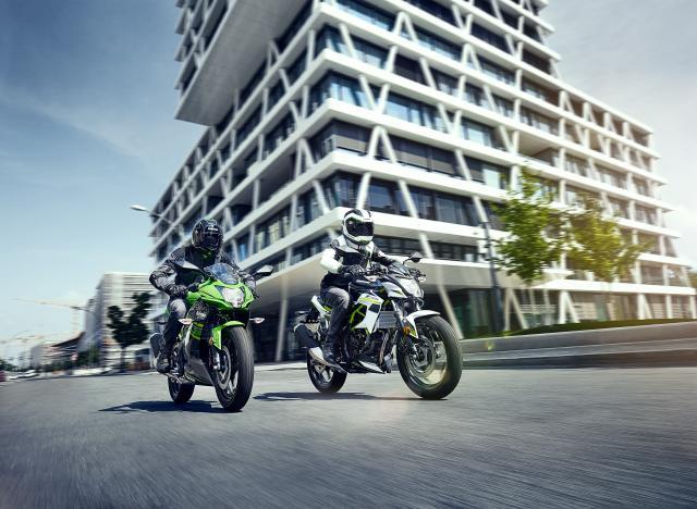 Kawasaki reveal 2019 Ninja and Z125 models