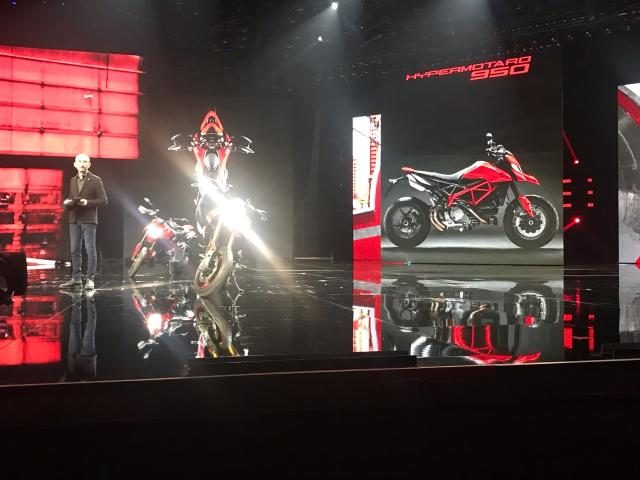 2019 Ducati launch