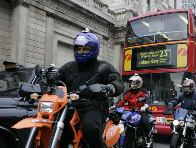 Sadiq Khan's new transport strategy ignore benefits of bikers