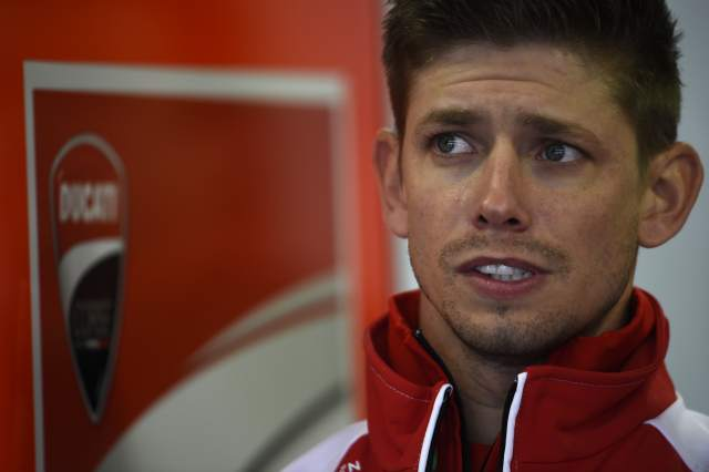 Casey Stoner - Ducati