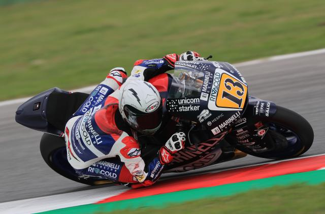 Romano Fenati retires from racing