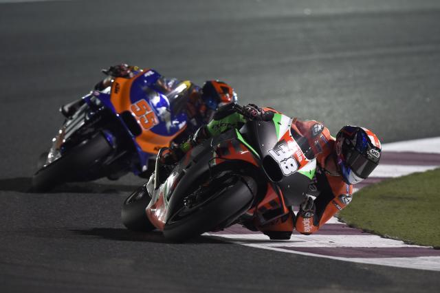 Bradley Smith - Aprilia Racing