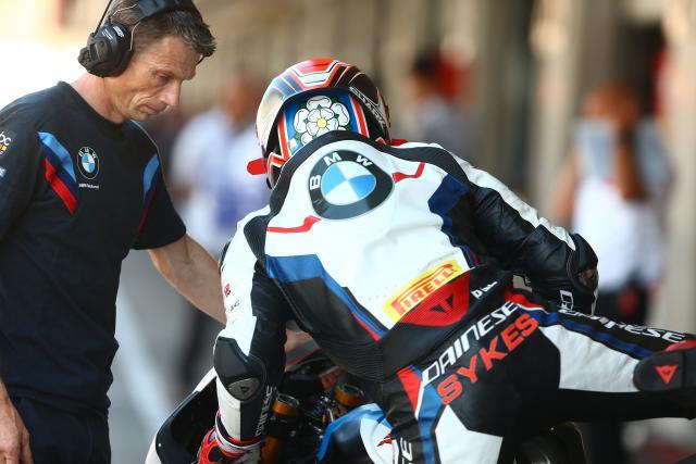 Tom Sykes - BMW WorldsSBK Motorrad