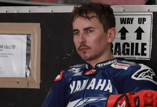 Jorge Lorenzo - Yamaha Factory MotoGP