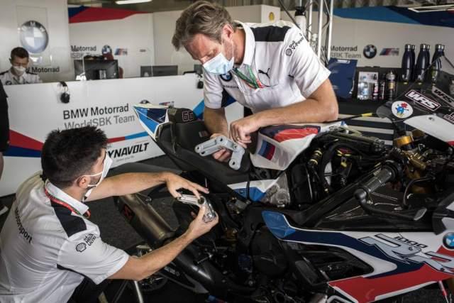 BMW WorldSBK Team