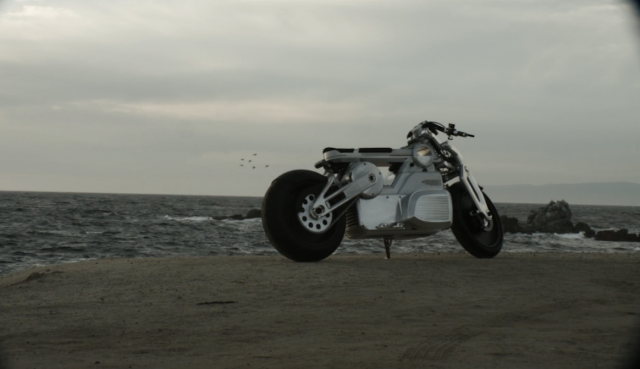 Curtiss Motorcycles teases Zeus prototype in mysterious video