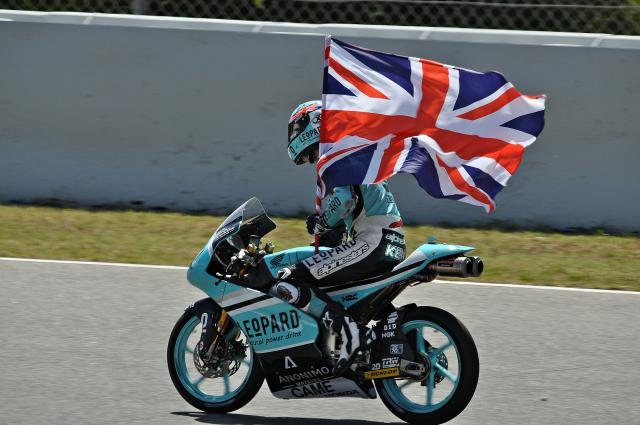 Danny Kent given suspended jail sentence for carrying knife