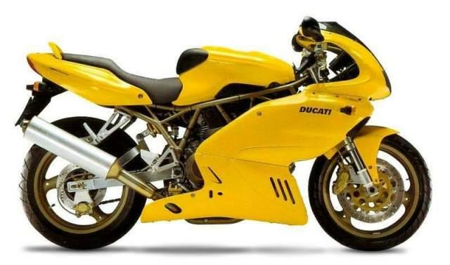Ducati 900SS 1998