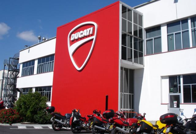 Ducati makes loads of cash, so VW wants to, er, sell it?