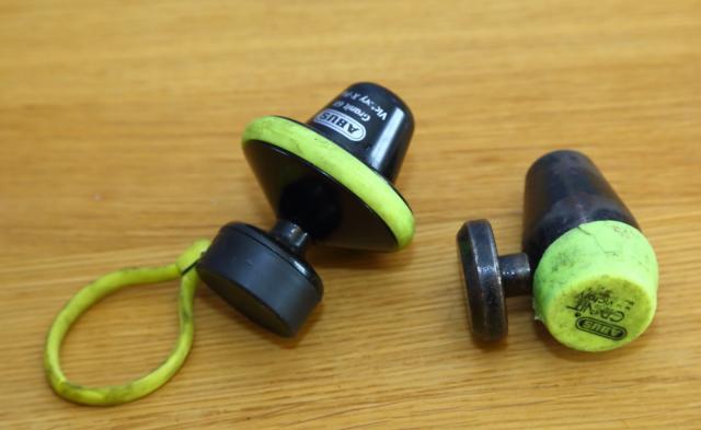 Abus disc locks