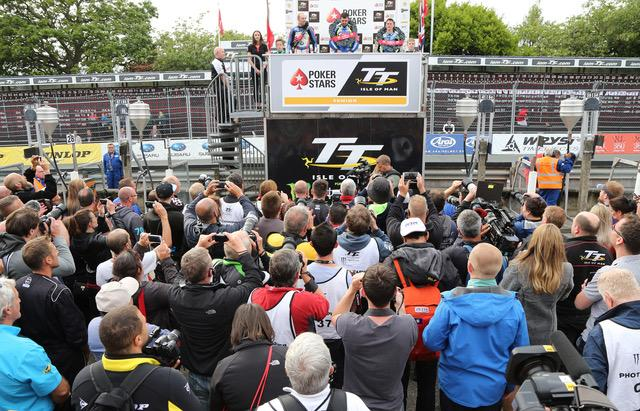 Greenlight confirmed as Isle of Man TT host broadcaster
