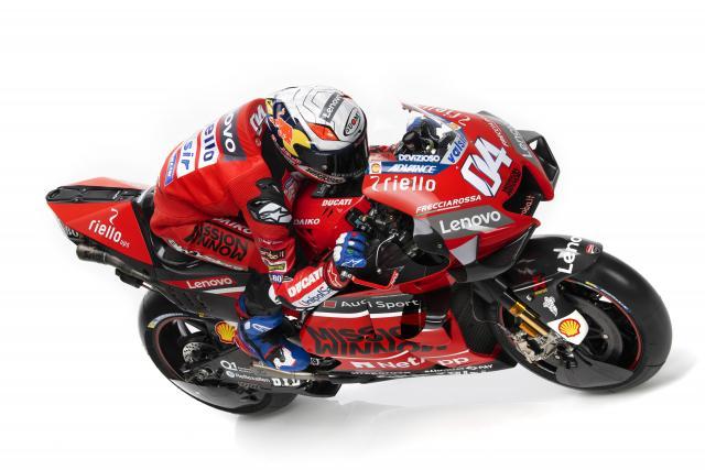 Ducati GP20