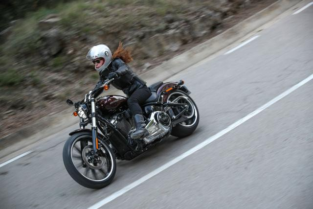 Harley-Davidson to champion group-guided cruise control