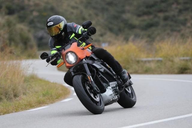 Harley Davidson LiveWire 1200
