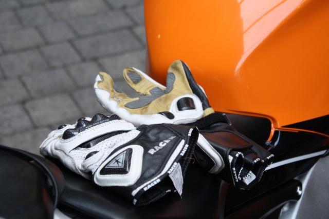 Racer High Racer gloves