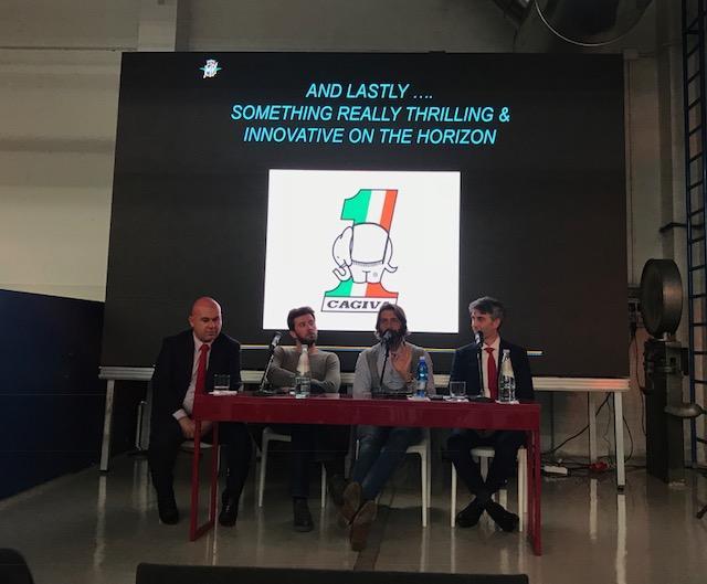 MV Agusta announces Cagiva revival