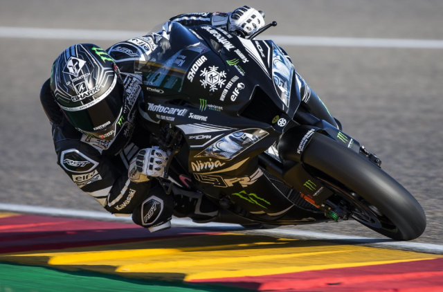 Alex Lowes - Kawasaki Racing Team