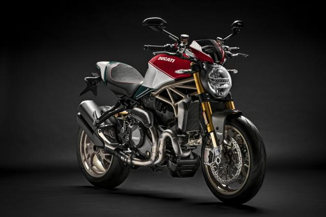 Ducati announce 25th anniversary Monster