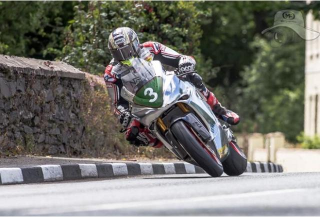 John McGuinness - Norton