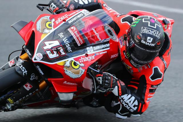 Redding 'first on list' to replace Bautista at Ducati in WorldSBK
