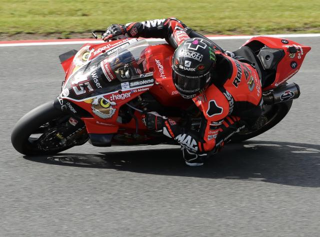 CONFIRMED: Scott Redding to 2020 WorldSBK grid with Ducati factory