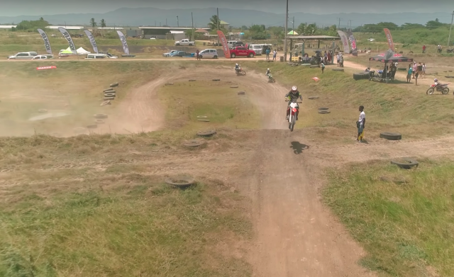 Watch: Jamaica's motocross scene is back!