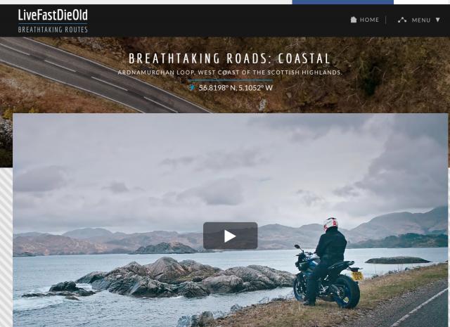 Scottish rider safety campaign