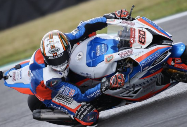Peter Hickman - Smiths BMW [credit: Smiths BMW]