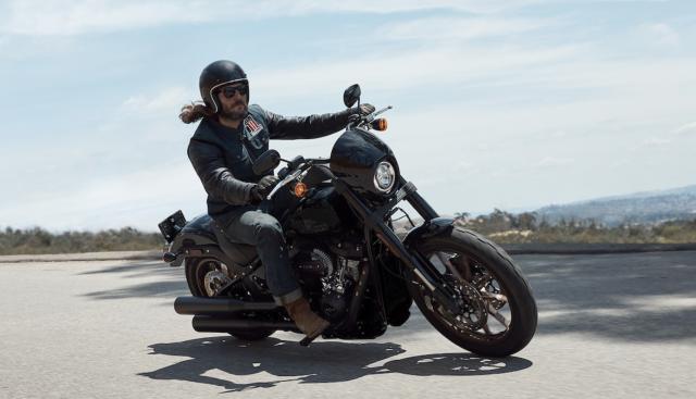 2020 Harley Davidson Low Rider S Slides Back Into Uk Range