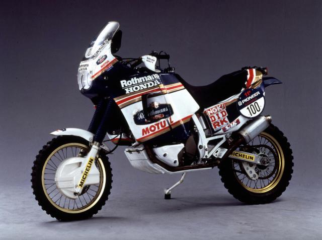 NXR750 Honda
