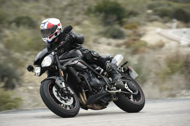 First ride: Triumph Speed Triple RS review
