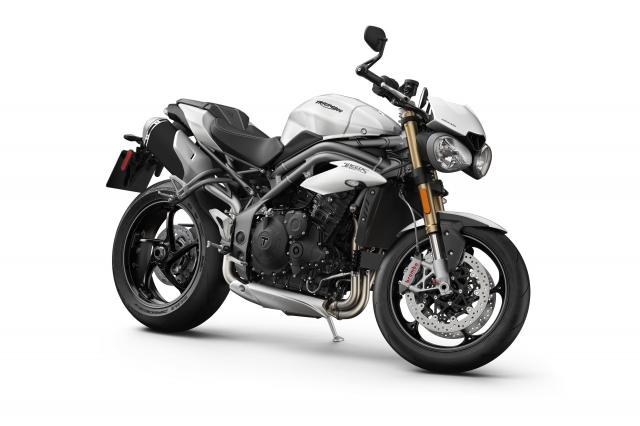 Triumph 2018 Speed Triple RS video review