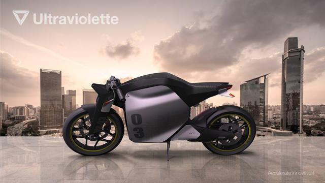 Ultraviolette: India's electric bike