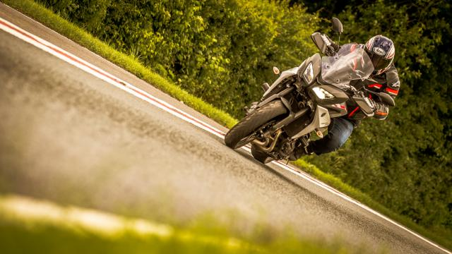 Yamaha Tracer long term test bike Pic: Nick Guise-Smith