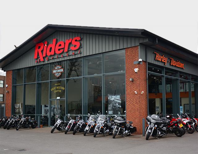 Riders of Bristol