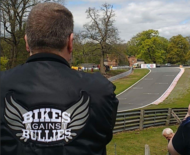 Meet the 'Bikers against Bullies'