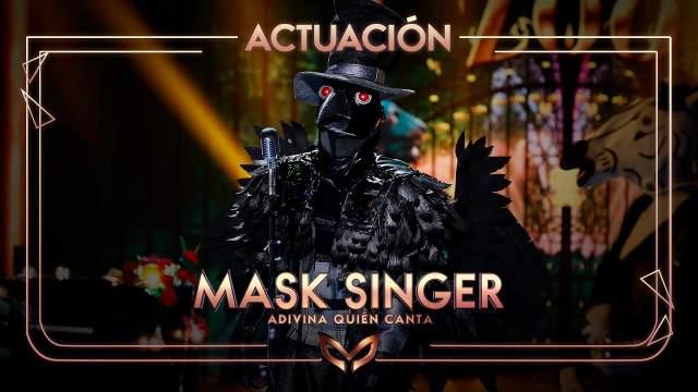 Jorge Lorenzo - Cuervo - Masked Singer