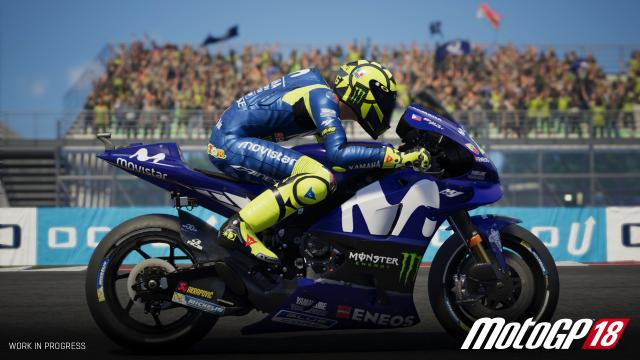 MotoGP 18 aims to break the mould