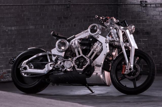 Top ten most expensive production motorcycles of 2020