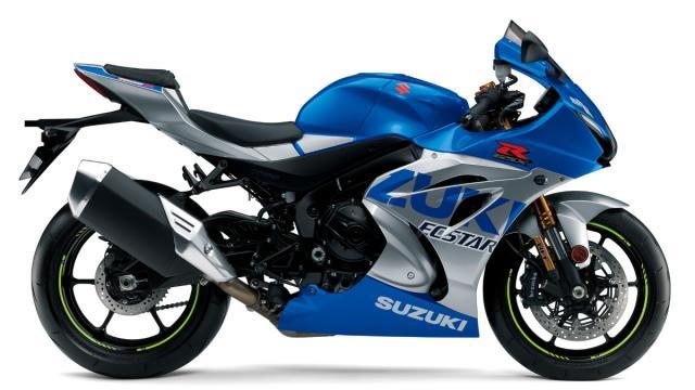 Suzuki GSX-R1000R MotoGP replica