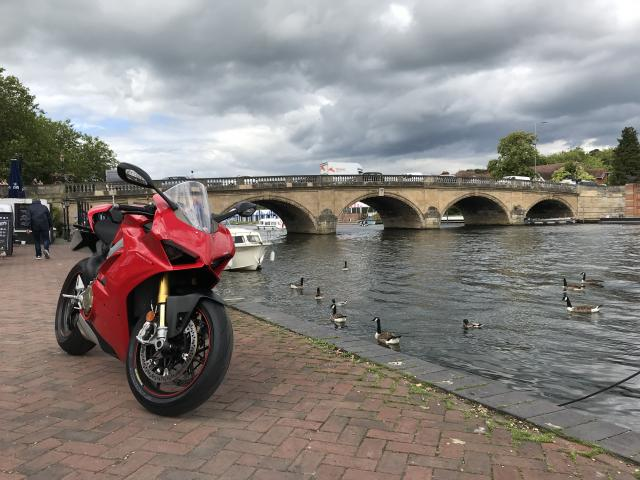 Ducati V4 S Real World Review