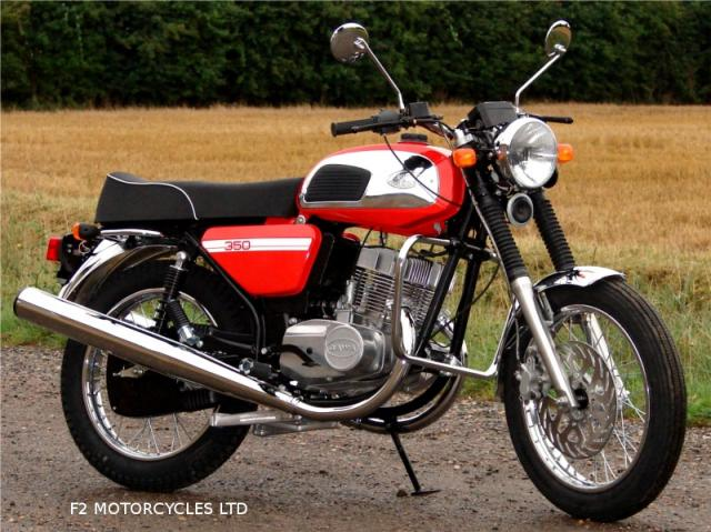 5 way-cool old-school retro bikes for under £5k