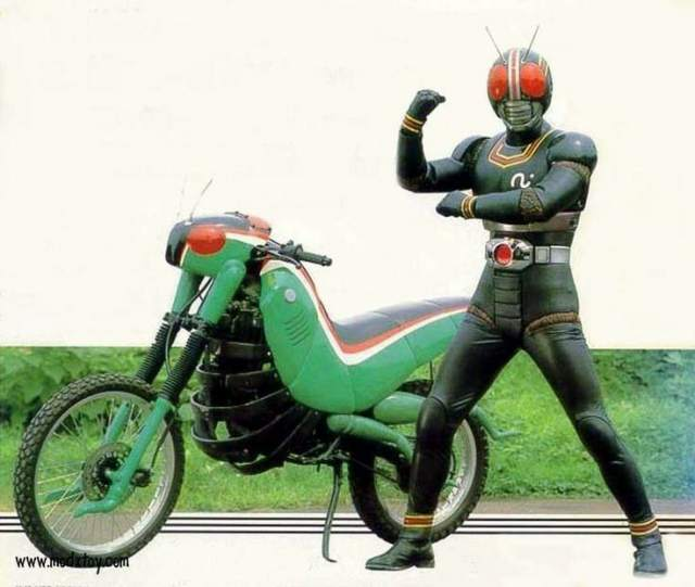 kamen rider battle hopper motorcycle